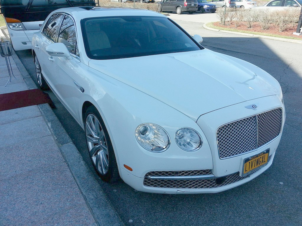 bentley light Newyork