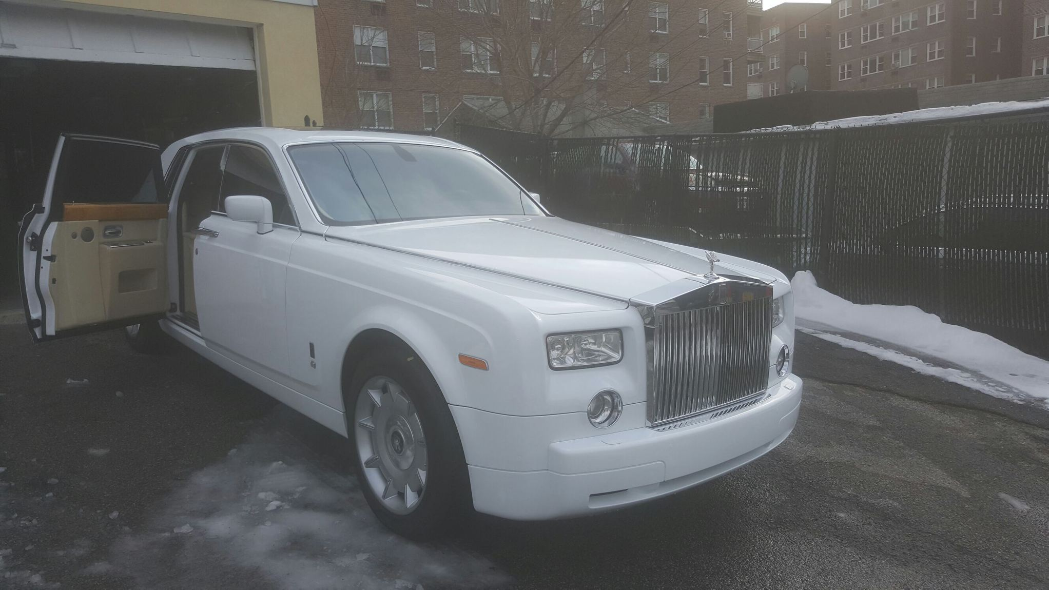 2014 phantom Rolls Royce