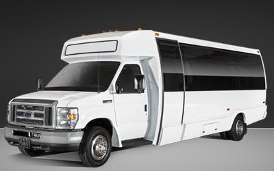 Passenger shuttle Bus CT
