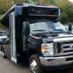 FORD SHUTTLE BUS CT