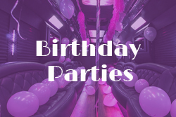 birthday party limo ct